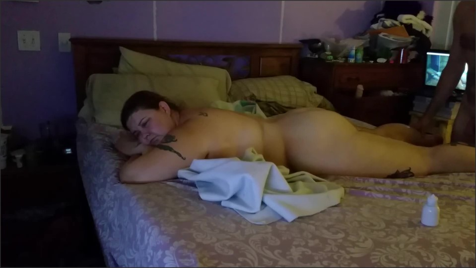 [Full HD] Lubing Up The Wife Before She Gets What Cumming To Her Part 1  - 1STtimePORNSTARS - -00:33:13 | Homemade Wife, Bbw Creampie, Mother - 2,1 GB