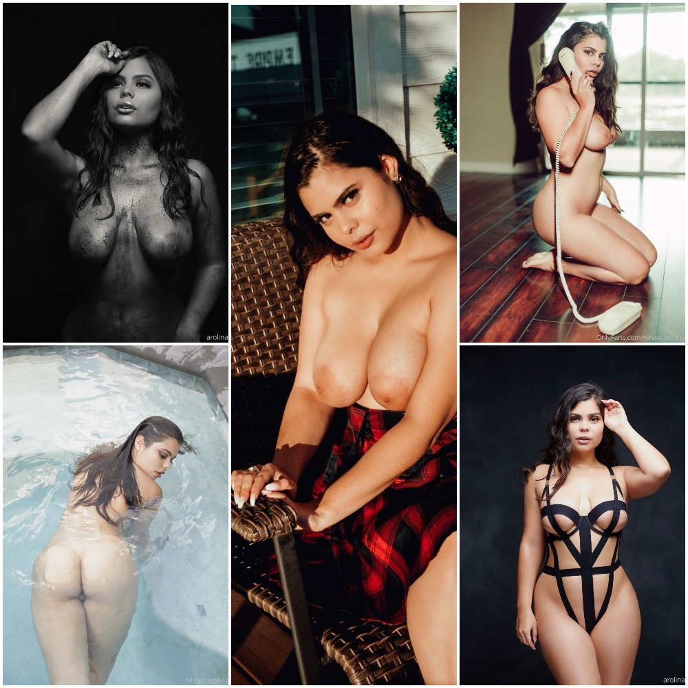 "OnlyFans SiteRip ninaa ""@ninaxcarolina"" - 434 Pictures & 92 Videos 1.2 GB"
