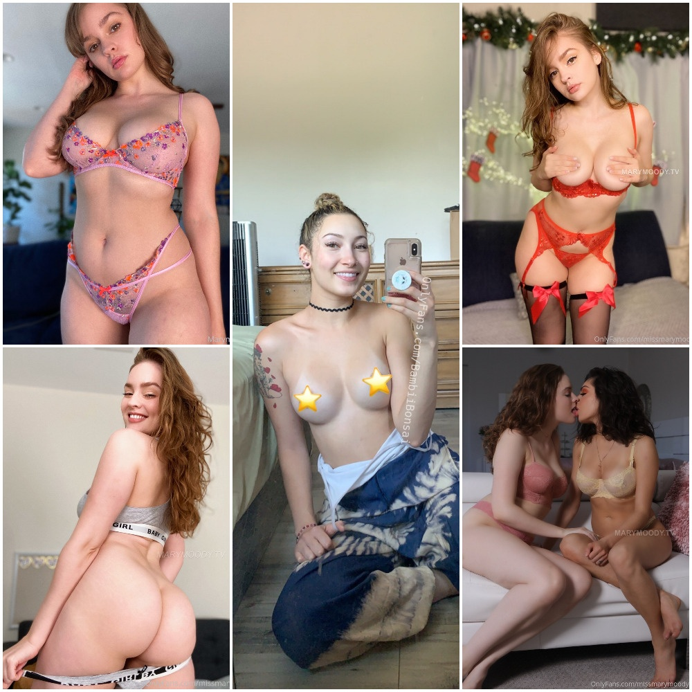 "OnlyFans SiteRip Mary Moody ""@marymoody"" - 111 Pictures & 92 Videos 1.6 GB"