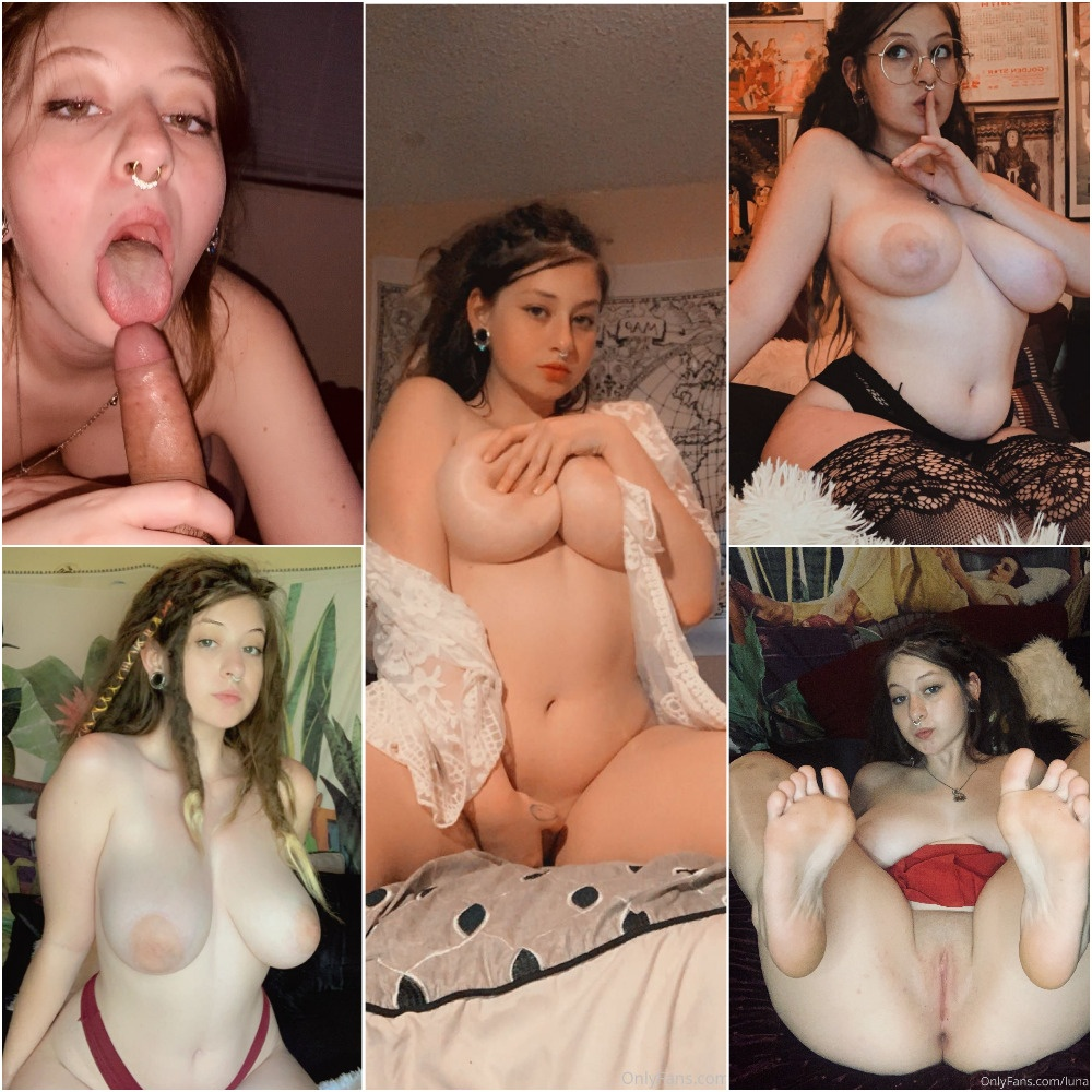 "OnlyFans SiteRip LunaLovely ""@lunalovely01"" - 89 Pictures & 44 Videos 1 GB"