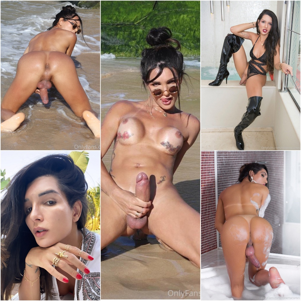 "OnlyFans SiteRip Roberta Cortes TS ""@robertacortes"" - 169 Pictures & 156 Videos 50.1 GB"