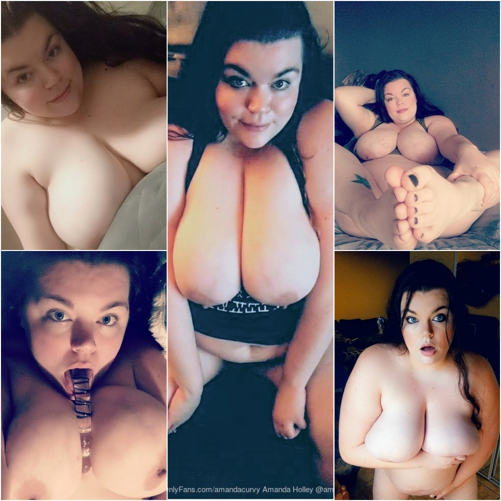 "OnlyFans SiteRip Amanda Holley ""@amandacurvy"" - 332 Pictures & 185 Videos 6.8 GB"