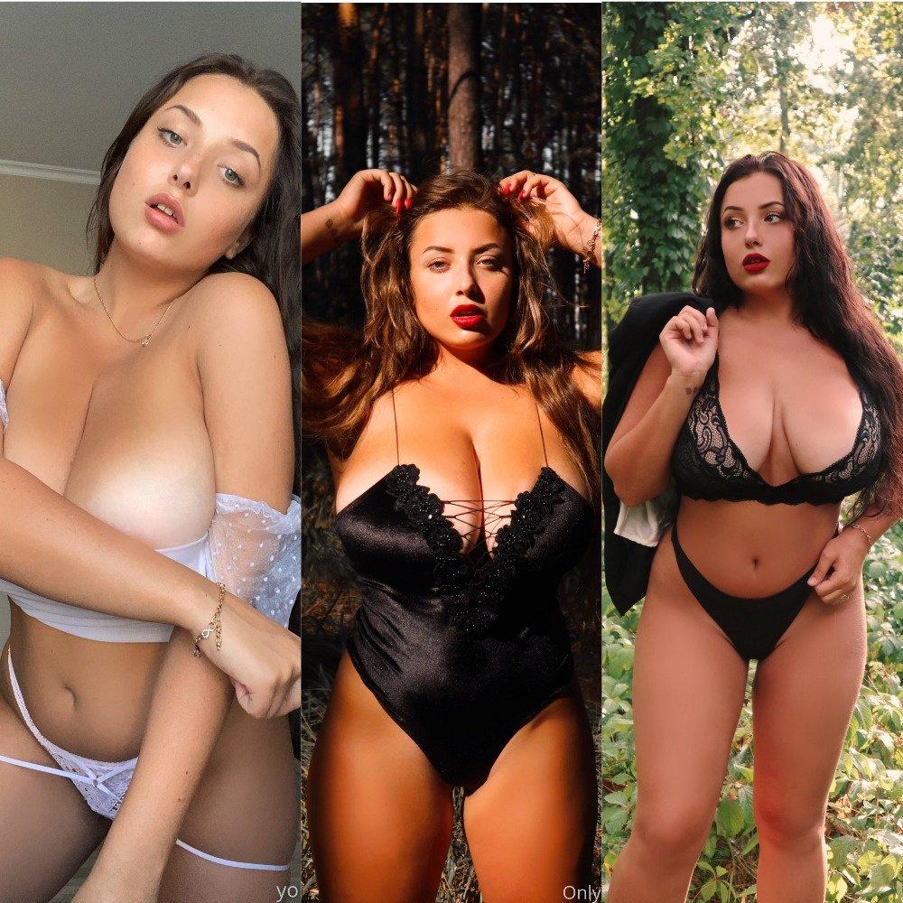 """OnlyFans SiteRip Milada Moore """"@miladamoore"""" 2 GB"""