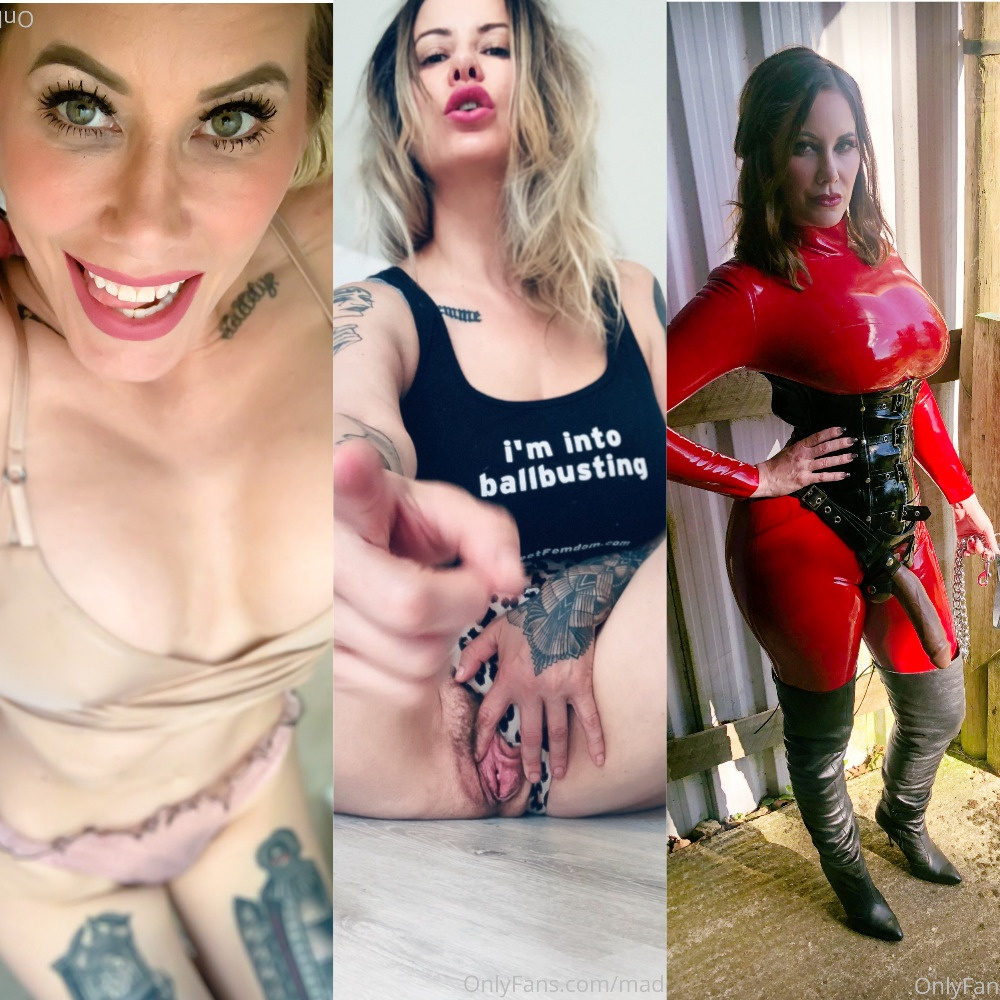 "OnlyFans SiteRip Maitresse Madeline Marlowe ""@madeline marlowe"" 47.6 GB"