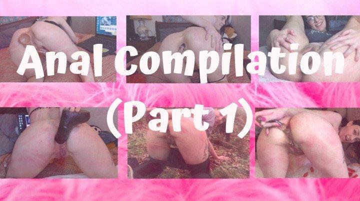 Abigail Annalee Anal Compilation Part 1