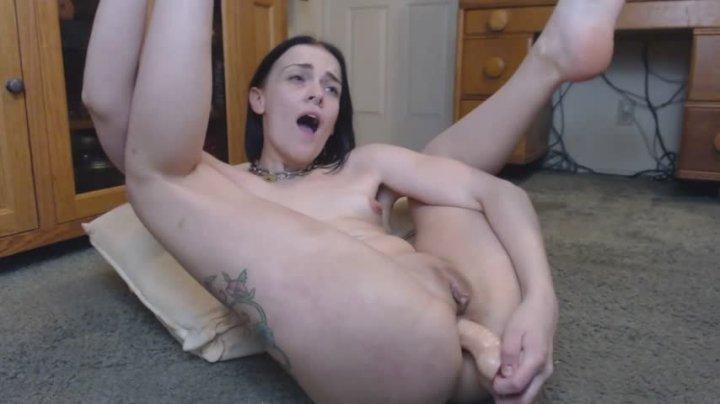 Abigail Annalee Flexible Asshole Fucking