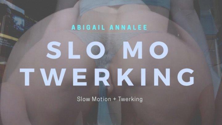Abigail Annalee Free Slo Mo Twerk Vid