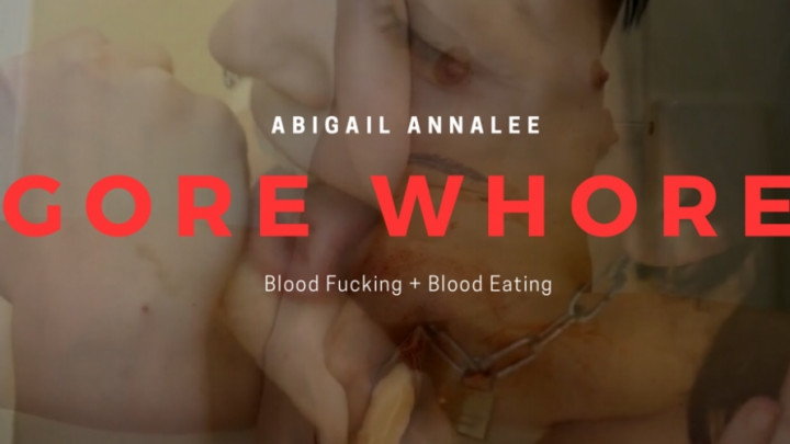 Abigail Annalee Gore Whore