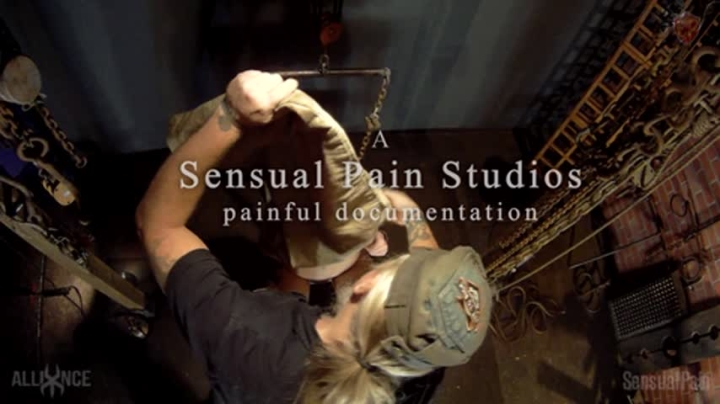 Abigail Annalee Sensual Pain Training Sack Full Of Pain