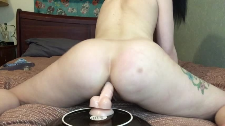 Abigail Annalee Slide In My Ass Amp Let Me Twerk