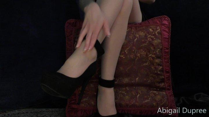 Abigail Dupree Foot Worship Pt 1