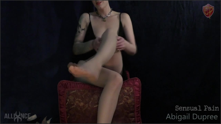 Abigail Dupree Pantyhoes Toes Sexslave Anything Goes