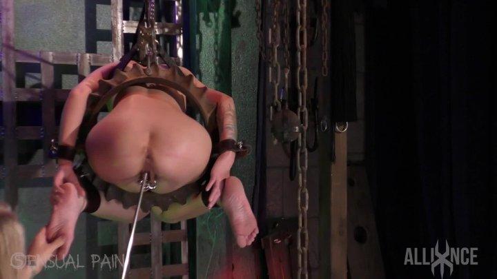 Abigail Dupree Slaves Pleasure Hoisted N Poked