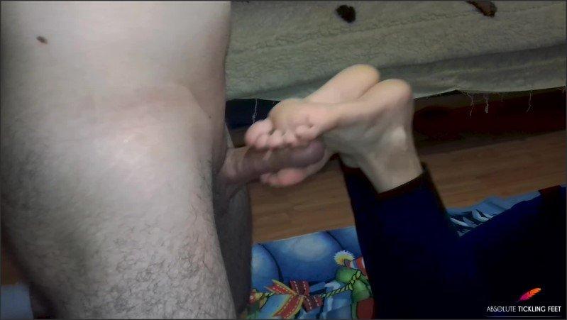 [Full HD] Footjob Like A Workout - Absolute Tickling Feet - -00:11:23 | Verified Amateurs, Feetjobs - 442,7 MB