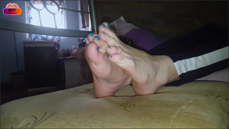 [Full HD] Show Me Your Hot Feet - Absolute Tickling Feet - -00:07:22 | Verified Couples, Wrinkled Soles - 291,3 MB