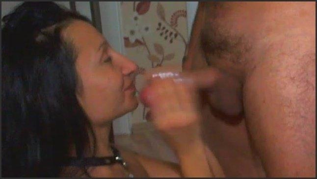 Abusivepinup Blowjob Deep Throath And Facial