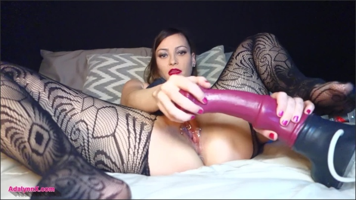 [Full HD] Big Horse Dildo Pussy Stretching Creampie - AdalynnX - - 00:19:57 | Mom, Verified Amateurs, Masturbate - 746,6 MB