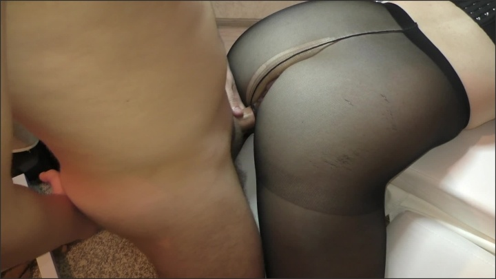 [Full HD] Amateur Step Teen Sister Fotjob Assjob Handjob In Pantyhose - Alina_Rose - - 00:10:45 | Verified Amateurs, Teenager - 186,1 MB