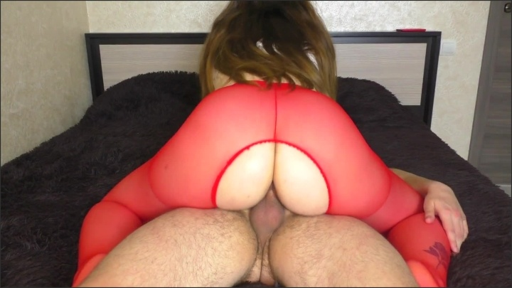 [Full HD] Amateur Stepsister Wearing Red Pantyhose That Would Jump On The Dick - Alina_Rose - - 00:08:13 | Perfect Ass, Exclusive, Big Ass - 135,3 MB