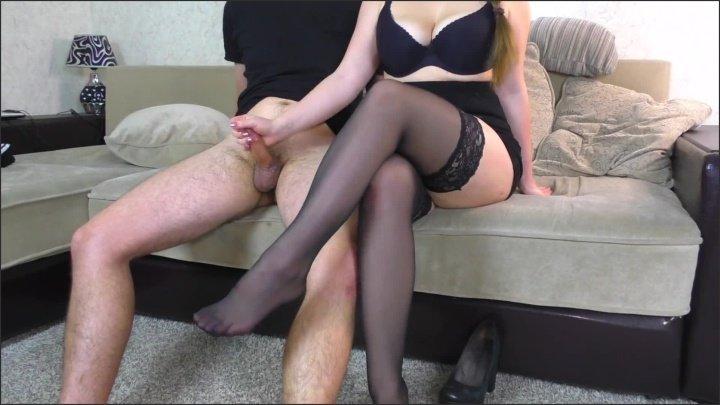 [Full HD] School Teacher Handjob On Her Legs In Stockings - Alina_Rose - - 00:07:37 | Kink, Young, Big Boobs - 136,2 MB
