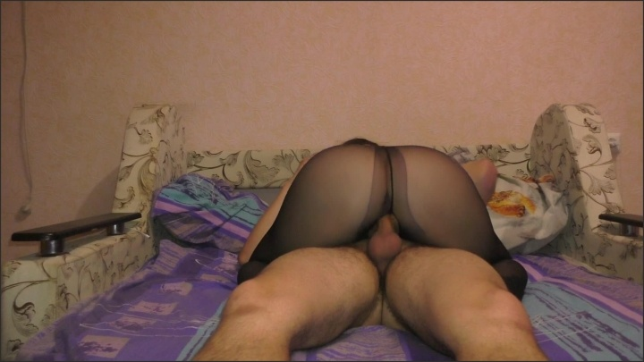 [Full HD] Teen Big Ass In Nylon Pantyhose Pussyjob - Alina_Rose - - 00:10:52 | Pantyhose, Big Ass - 255,9 MB