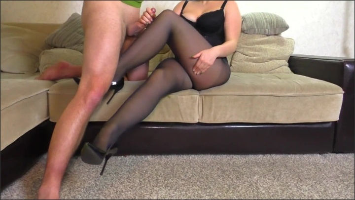 [Full HD] Teen School Teacher Pantyhose Tease And Handjob Cum On Legs - Alina_Rose - - 00:10:04 | Cumshot, Big Boobs, Pantyhose Tease - 202,7 MB