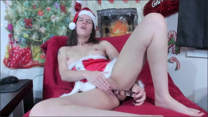 [Full HD] Holiday Orgasms For Fans  - AlluringAli25 - -00:06:02 | Toys, Adult Toys, Tattoos - 134,5 MB