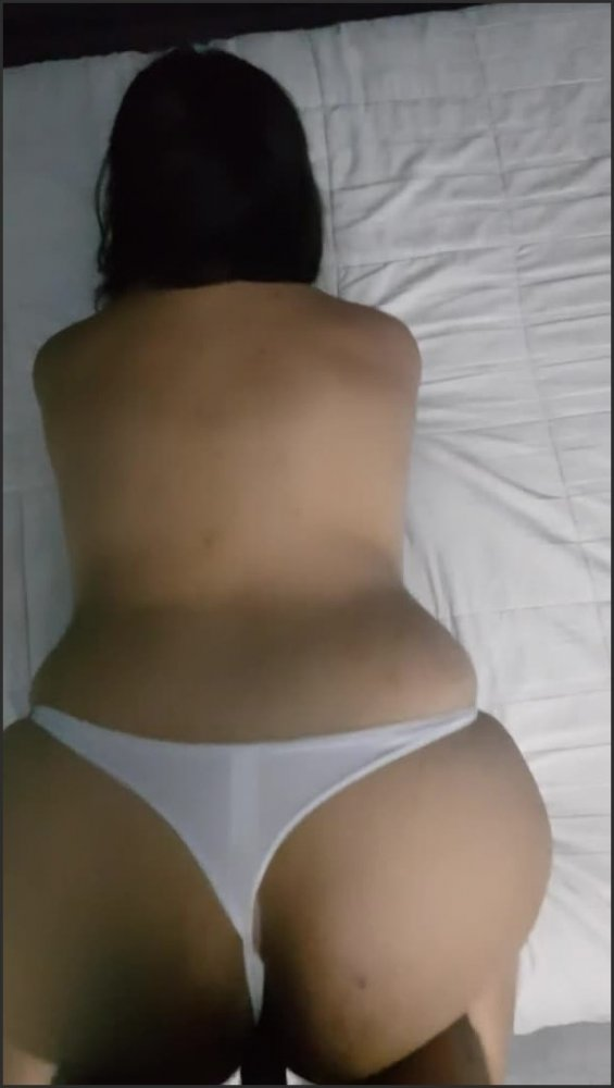 [SD] Culona Latina Es Follada Con Tanga Blanca  - AmateurLatino - -00:08:05 | Mom, Bbw, Milf - 70,8 MB