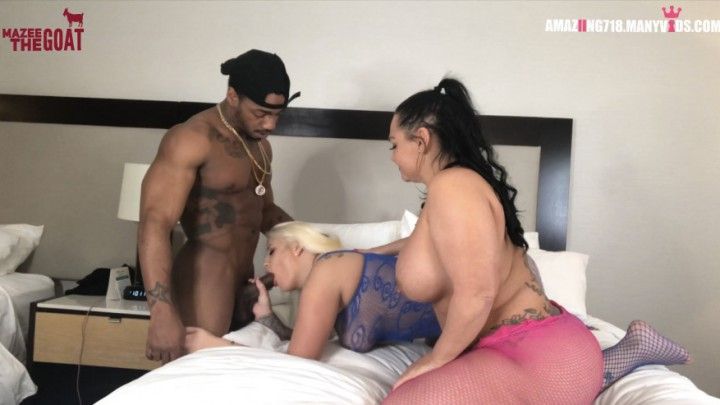 [Full HD] Amaziing718 Mazee Vs Lucky B Dallas Amp Bettybang Xxx Amaziing718 - ManyVids-00:20:20 | Bbc, Big Ass - 1,8 GB