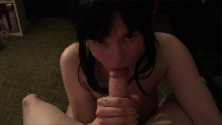 [Full HD] Pov Spitty Blowjob And Titty Fuck - Amber_Alix - - 00:15:17 | Brunette, Blowjob Swallow - 410,8 MB