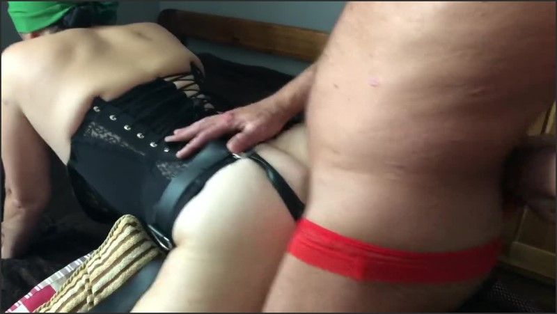 [HD] Bisexual Couple First Time Anal Bi Cuckold Cum Swap Eating And Kiss  - Ampara1983 - -00:10:13 | Mistress Strapon, Bisexual Cum Eating - 110,3 MB