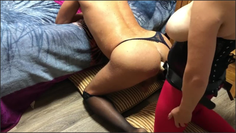 [HD] Pegging Cuckold Bi Husband Bisexual Cum Eating Swap From Wife Cum Kissing  - Ampara1983 - -00:11:44 | Bisexual Cum Eating, Cuckold Cleanup - 131,3 MB