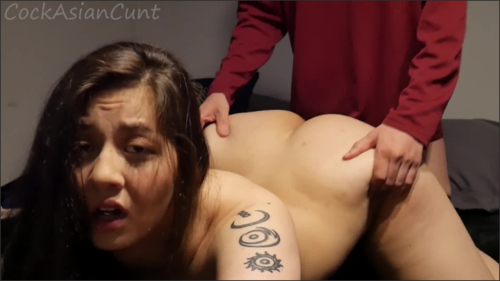 [Full HD] Taking A Pounding And Loving Every Second D - Anastasia Gray - - 00:09:49 | Asian Amateur, Big Dick, Cumshot - 209,7 MB