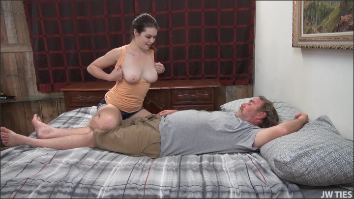 Anastasia Rose Alone With My Uncle Hd