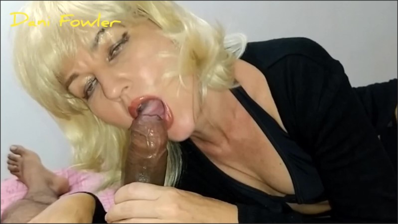 [Full HD] Angel Fowler In Black Dress Giving Hot Blowjob To Dani Danger With Sexy Eyes  - Angel Dani Fowler - -00:07:02 | Submissive Slut, Big Cock, Face Fuck Rough - 199,9 MB