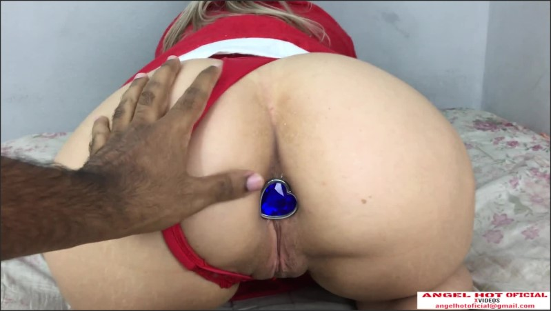 [Full HD] Eu Senti Cada Cent Metro Do Pau Preto Dele Entrar Bem Fundo No Meu Cuzinho Apertado - Angel Hot Oficial - -00:07:15 | Verified Amateurs, Big Cock - 146,1 MB
