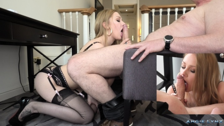 Angielynx Creampie In Hotel With My Customer 2