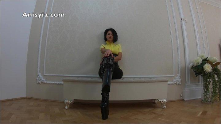 4K Anisyia Livejasmin Latex Goddess Worship Perfect Body Beautiful Babe