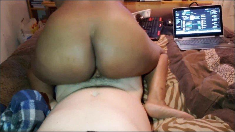 [Full HD] Fat Uncoordinated Ebony Tries To Twerk On Bwc Just Makes Him Nut - Anita Coknow - -00:06:45   Creampie, Big Cock, Chubby - 172,2 MB