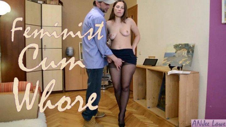 Anjee Lowe Feminist Cum Whore