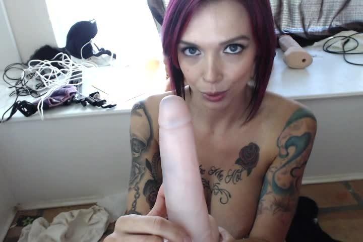 Anna Bell Peaks Deepthroat Pov Blowjob