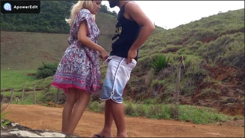 [HD] Awsome Outdoor Real Passionate Sex Pov Mom Milf Creampied Then P--Ing - Anna And Larry - -00:10:17 | Anna Jones, Fetish - 168,5 MB