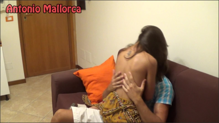 Antonio Mallorca I Bring At Home An Italian Teenager
