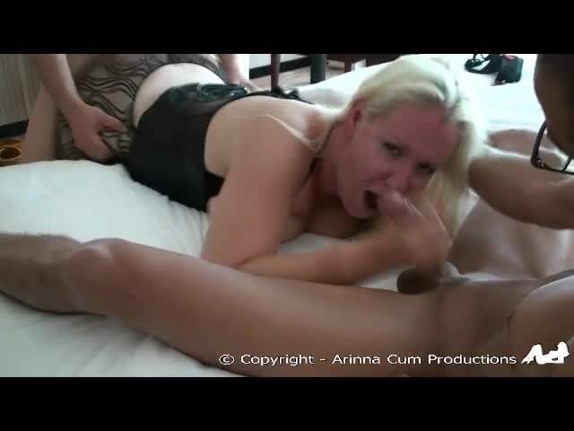 Arinna Cum Hotel Maintenance Men Part I