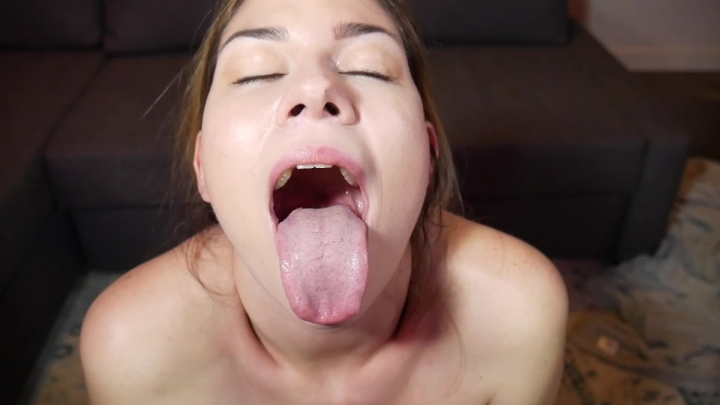 Ashley Alban Ash Opens Wide