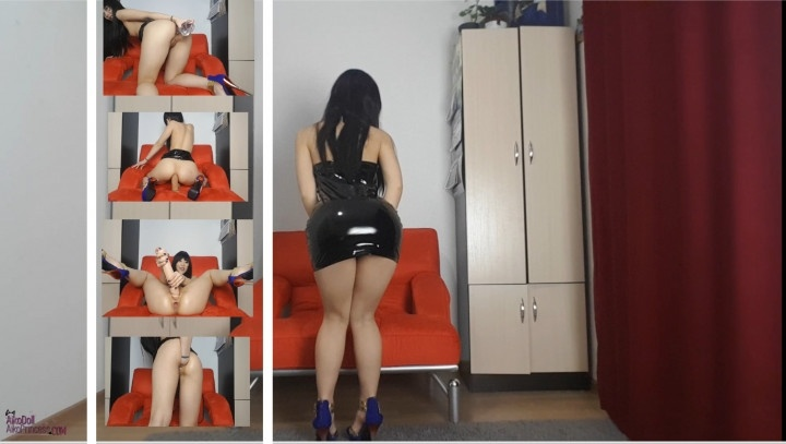 Asiandreamx Ass To Pussy Slut Fisting Toys
