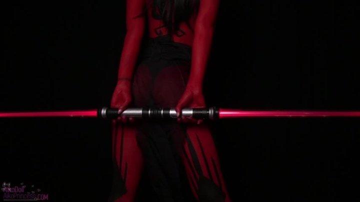Asiandreamx Darth Maul Training Star Wars
