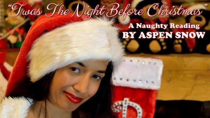 Aspen Snow Even Santas Been Naughty