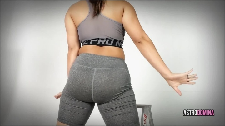 [Full HD] Astrodomina Gym Interruption Pov Yoga Pants - AstroDomina - Manyvids - 00:13:12 | Size - 194,3 MB