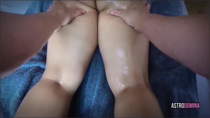 [Full HD] Astrodomina Massage Slave Pov Slave Training - AstroDomina - Manyvids - 00:09:38 | Size - 305,9 MB